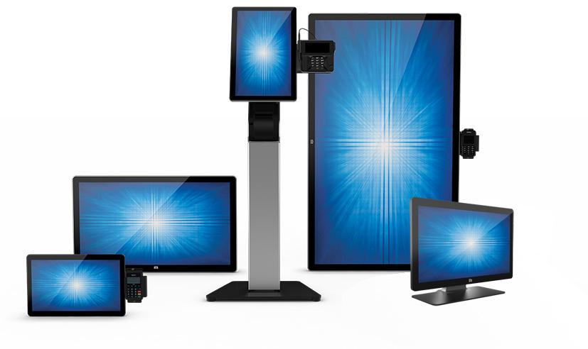 Immer mehr EloView kompatible Touchcomputer