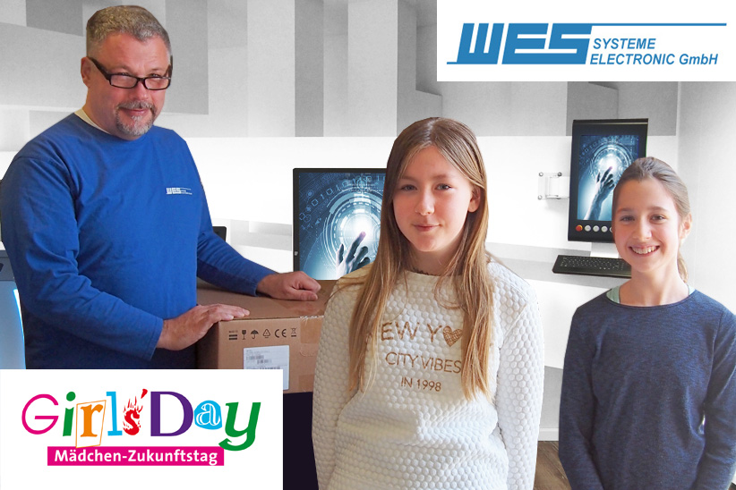 Girlsday 2019 WES Systeme Electronic