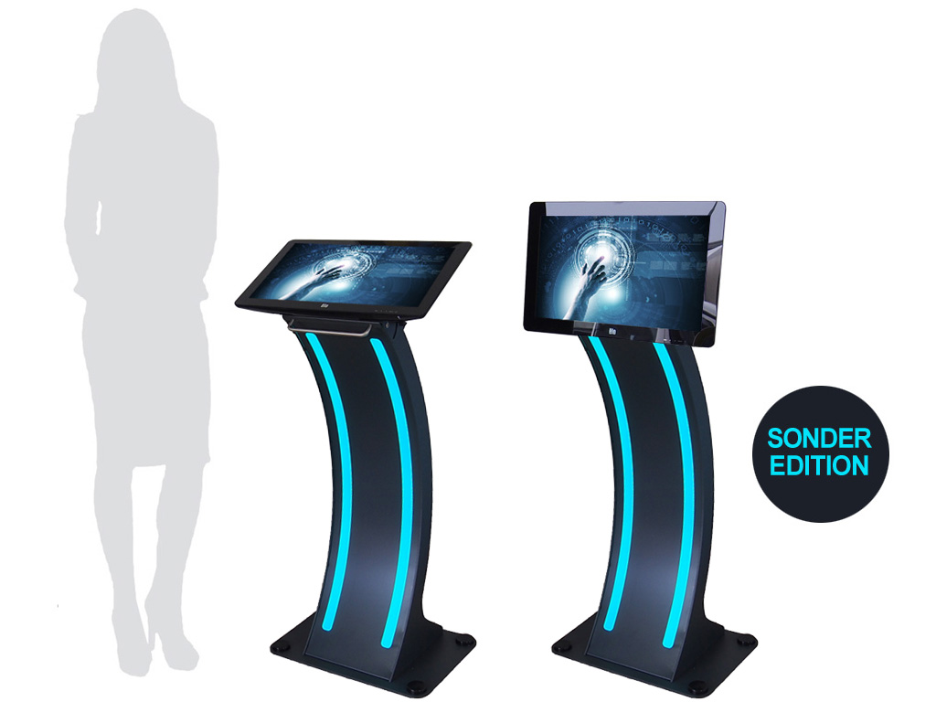 Sonderedition easy pc stand Kioskterminal