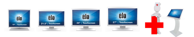 Medical Touchscreen Monitor medizinsche Touchmonitor 19 1903L 22 2203L 24 2403L 27 Zoll 2703L Elo Touch
