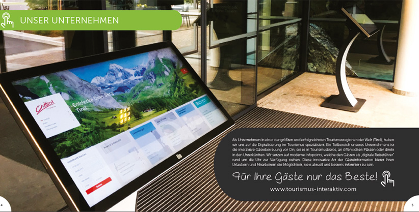 easy pc stand 32 zoll blog kundenstory tourismus interaktiv touchmonitor monitorstaender standfuss