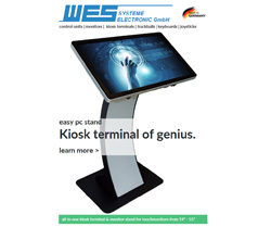 easy pc stand product teaser Leaflet