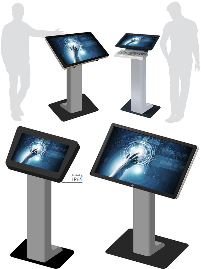 light pc stand