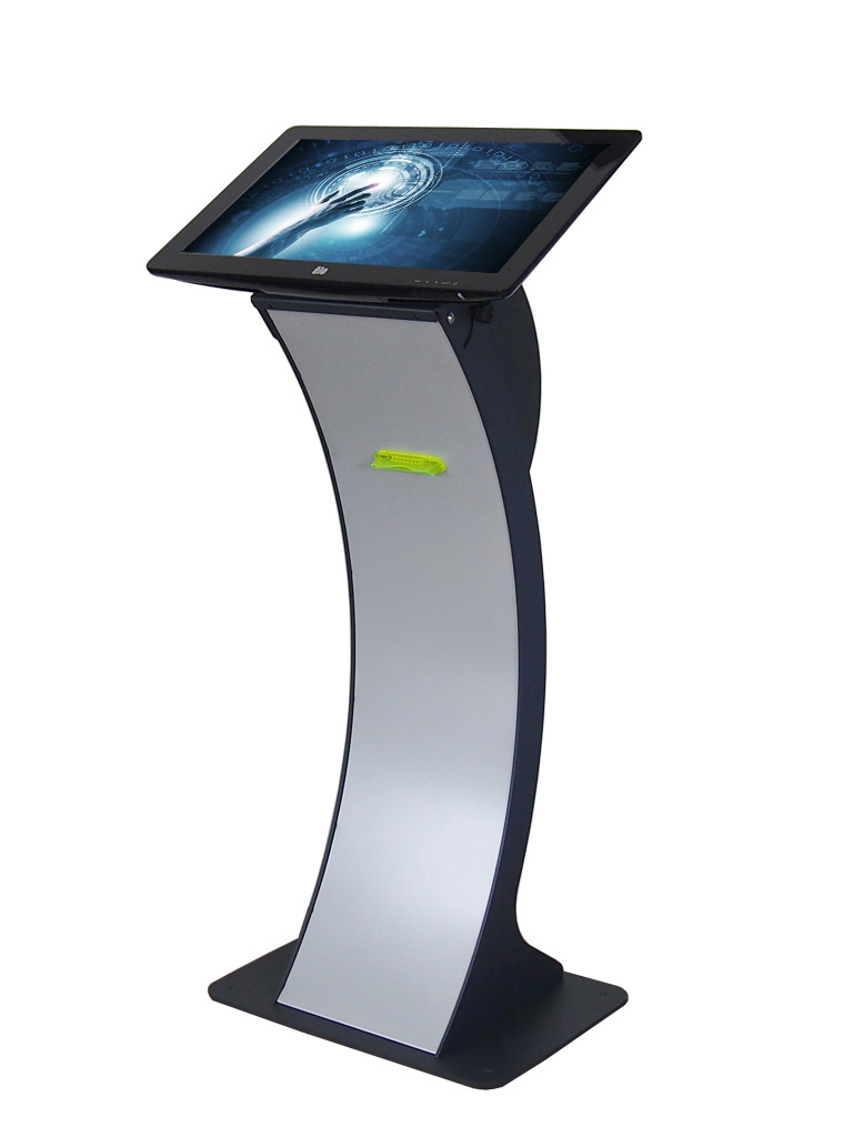 SB-Terminal easy pc stand 22 PCAP Touchmonitor Drucker