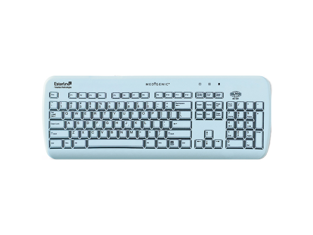 Medigenic-Keyboard Essential