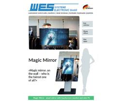 Magic Mirror Smart Mirror